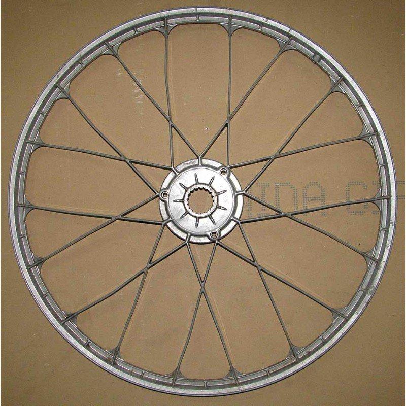 Felga tylna aluminiowa do rowerów z silnikiem Sachs 301a