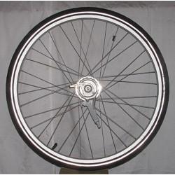 Felga przednia do rowerów z silnikiem Sachs 301a