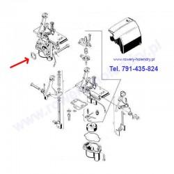 O-ring duży 16x3mm gaźnika BING / TK do rowerów z silnikiem spalinowym Sachs 301A