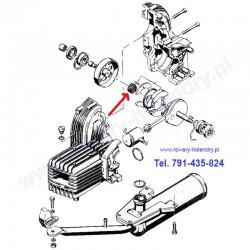 Złożenie igiełkowe kosza sprzęgła - rower z silnikiem spalinowym Sachs 301A