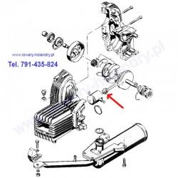 Łożysko igiełkowe główki korbowodu - rower z silnikiem spalinowym Sachs 301A