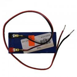Akumulator żelowy + ładowarka do rowerów z silnikiem spalinowym Sachs 301a