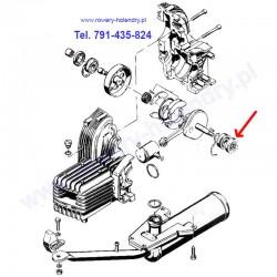 Uszczelniacz / Simmering korbowodu 12x32x7 do rowerów z silnikiem spalinowym Sachs 301A
