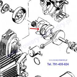 Sprężyna sprzęgła - rower z silnikiem spalinowym Sachs 301A