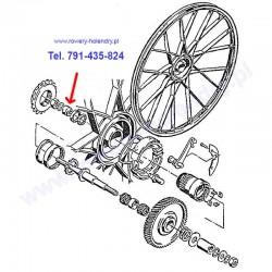 Konus - rower z silnikiem spalinowym Sachs 301A