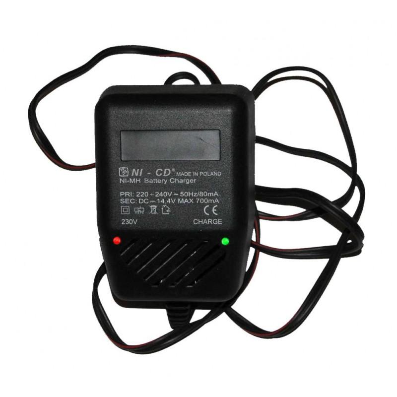 Ładowarka akumulatorów niklowo-kadmowych (Ni-Cd) do rowerów z silnikiem Sachs 301a